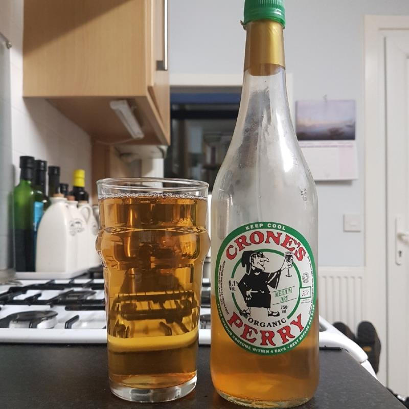 picture of Crone's Organic Cider Perry submitted by BushWalker