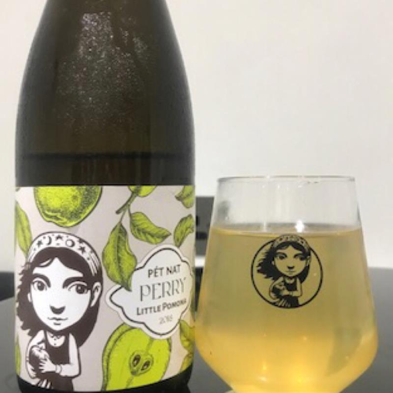 picture of Little Pomona Orchard & Cidery Perry Pet Nat 2018 submitted by Judge