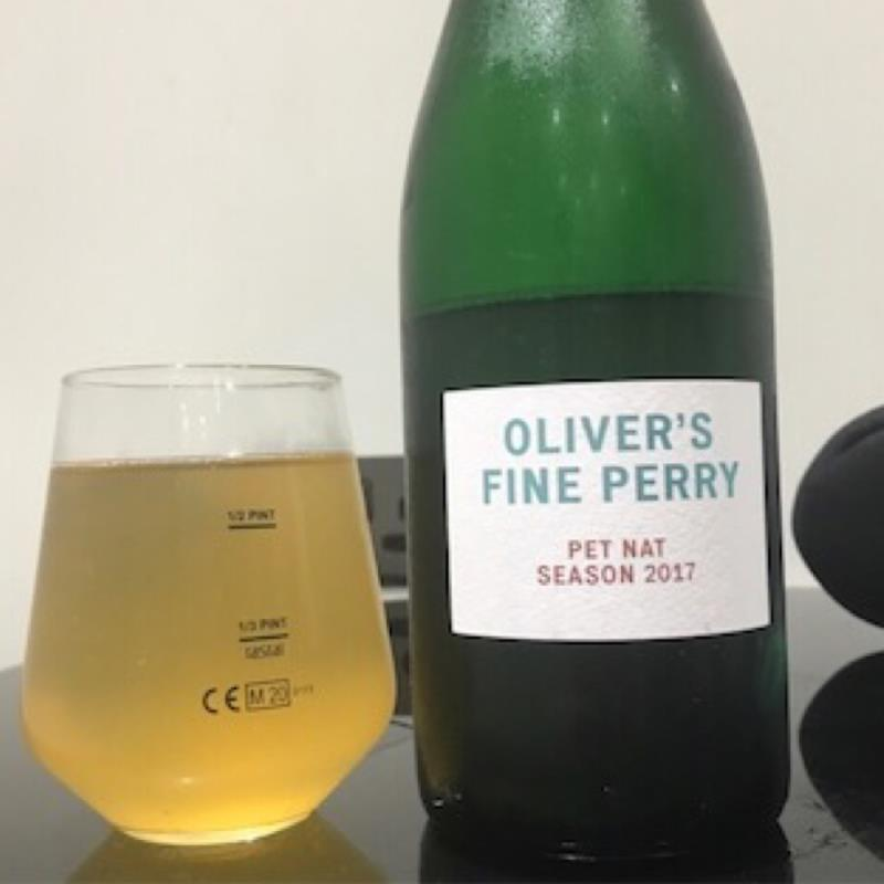 picture of Oliver's Cider and Perry Pet Nat Season 2017 submitted by Judge