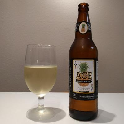 picture of ACE Hard Ciders Pineapple submitted by DoubleCider