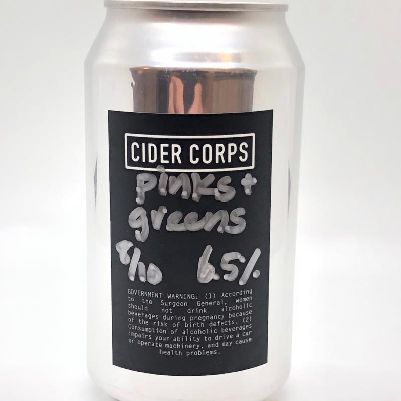 picture of Cider Corps Pinks & Greens submitted by PricklyCider