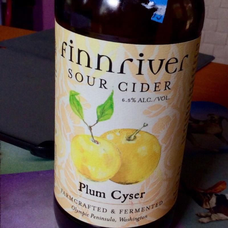picture of Finnriver Cidery Plum Cyser submitted by herharmony23