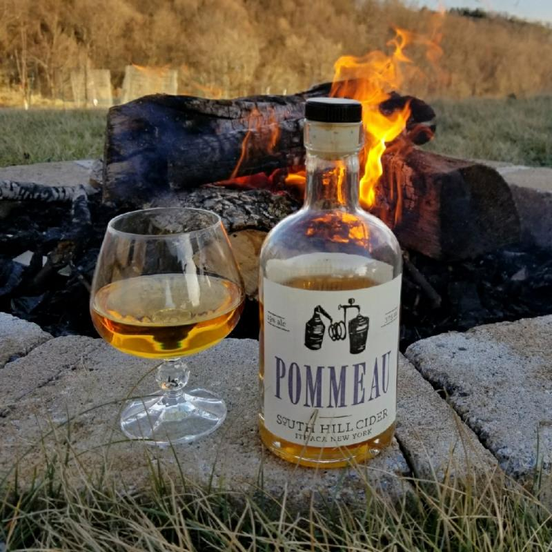 picture of South Hill Cider Pommeau submitted by CiderTable