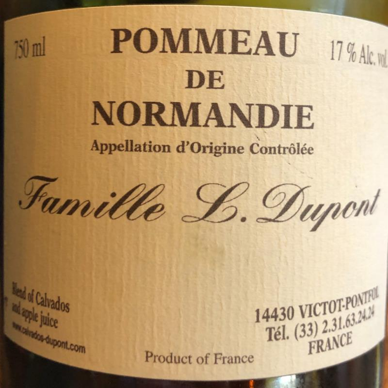 picture of Dupont Pommeau de Normandie submitted by PricklyCider