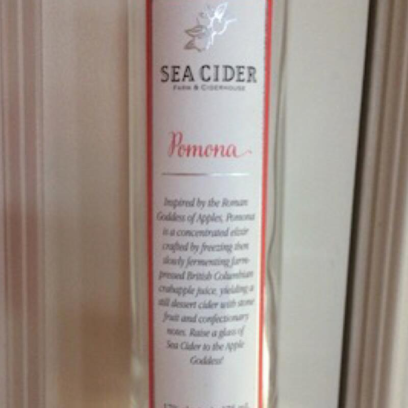 picture of Sea Cider (Canada) Pomona submitted by Dadyo