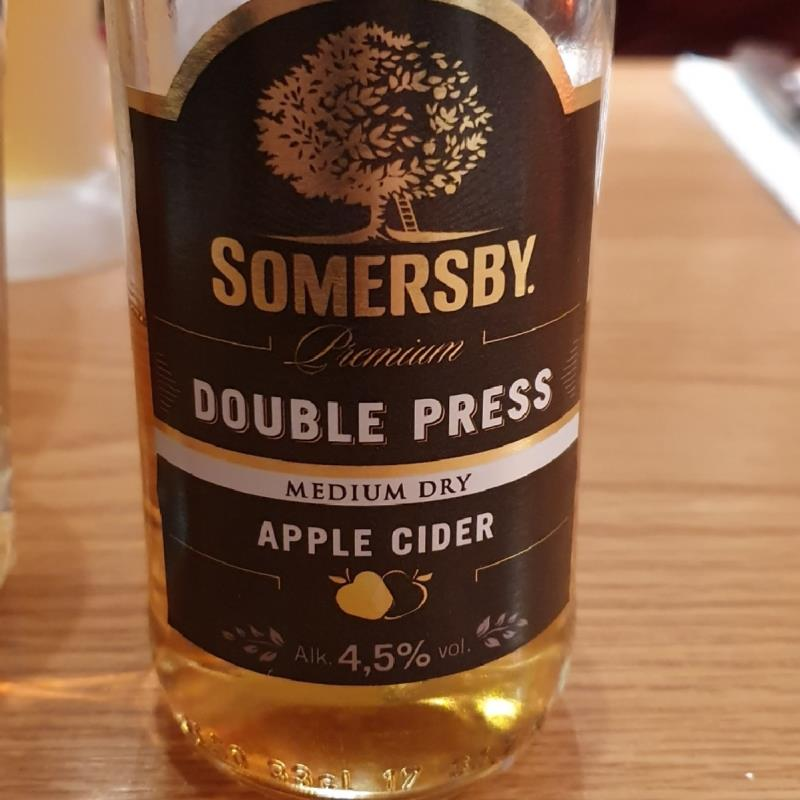 picture of Somersby Premium Double Press Apple Cider submitted by T-Bear