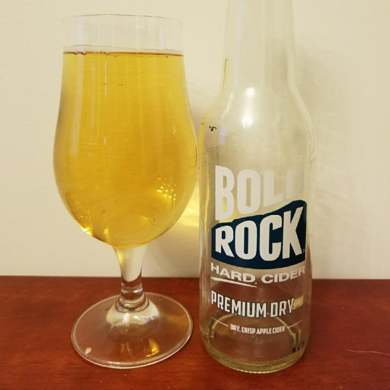 picture of Bold Rock Hard Cider Premium Dry submitted by CiderTable