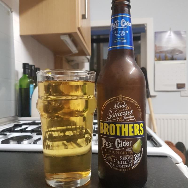 picture of Brothers Drinks Company Premium Pear submitted by BushWalker