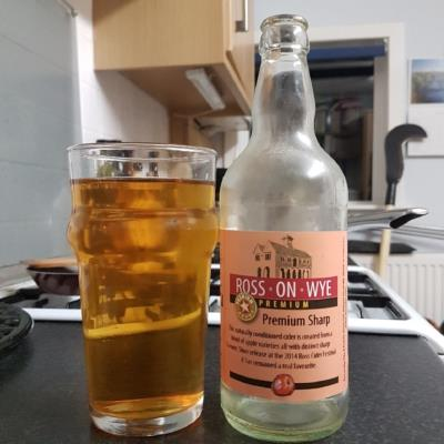 picture of Ross-on-Wye Cider & Perry Co Premium Sharp submitted by BushWalker