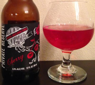 picture of Woodchuck Private Reserve Barrel Aged Cherry submitted by cidersays