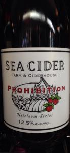 picture of Sea Cider (Canada) Prohibition (Rumrunner) submitted by cidersays