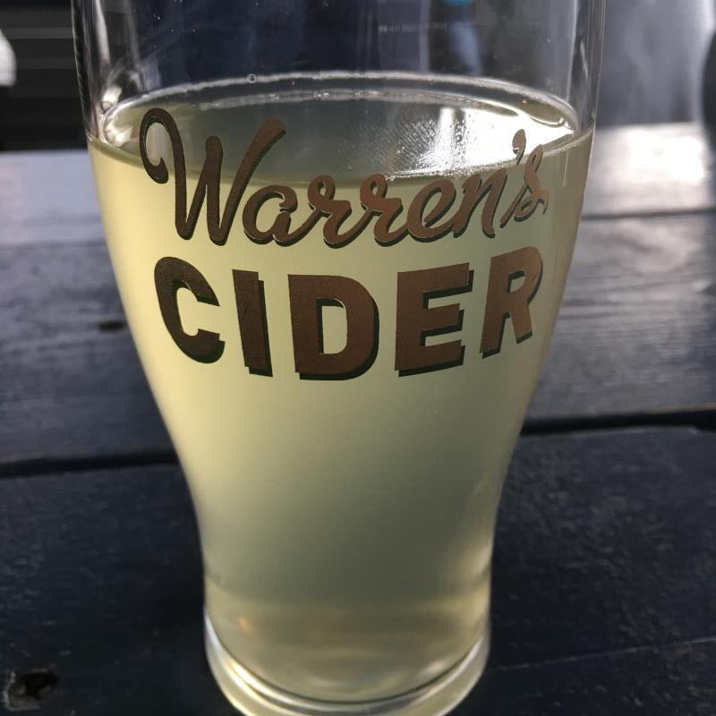 picture of Warren's PUB CIDER submitted by kiyose