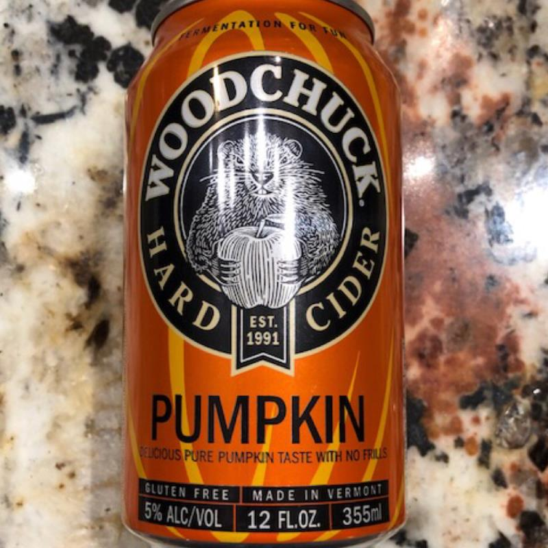 picture of Woodchuck Pumpkin submitted by PricklyCider