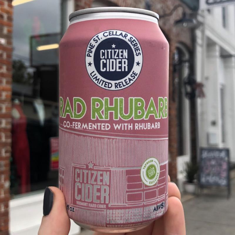 picture of Citizen Cider Rad Rhubarb submitted by Cideristas