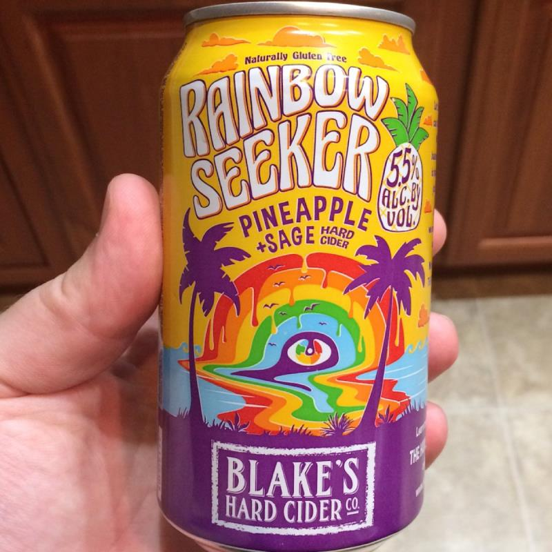 picture of Blake's Hard Cider Co. Rainbow Seeker submitted by Fro