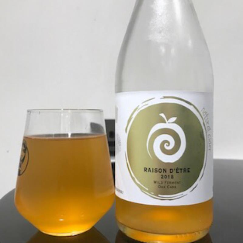 picture of Ross-on-Wye Cider & Perry Co Raison D'Etre 2018 submitted by Judge
