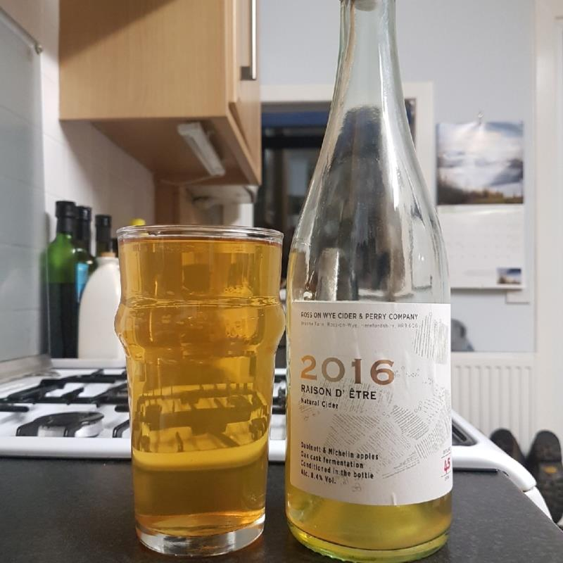 picture of Ross-on-Wye Cider & Perry Co Raison d'Etre submitted by BushWalker