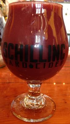 picture of Schilling Cider Raspberry Smoothie submitted by cidersays