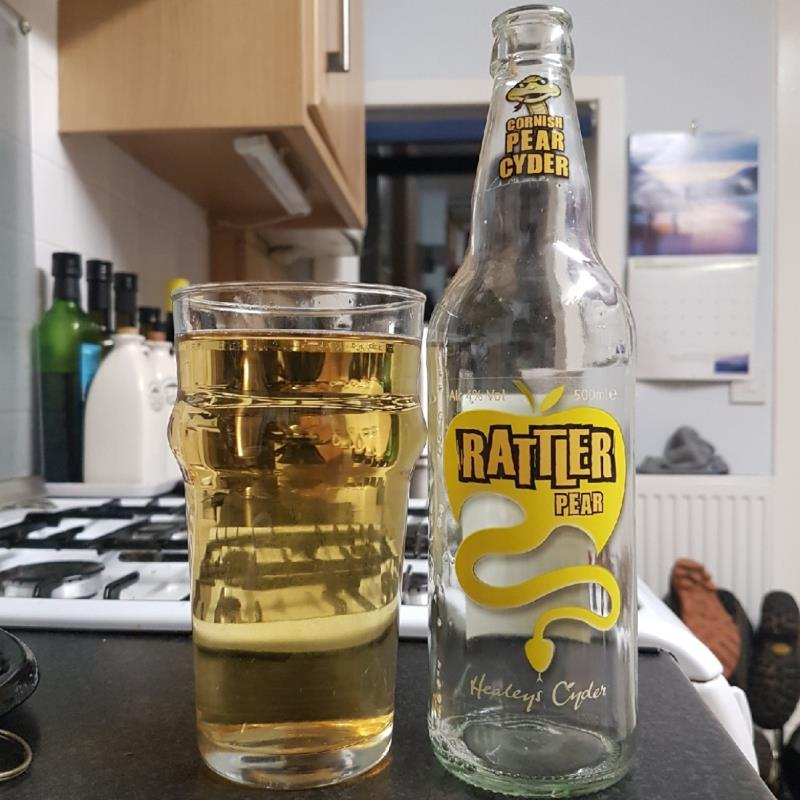 picture of Healeys Cornish Cyder Farm Rattler Pear submitted by BushWalker