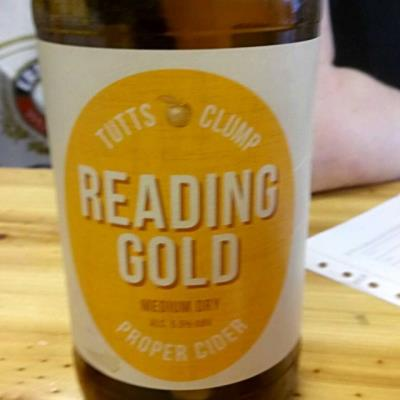 picture of Tutts Clump Reading Gold submitted by danlo