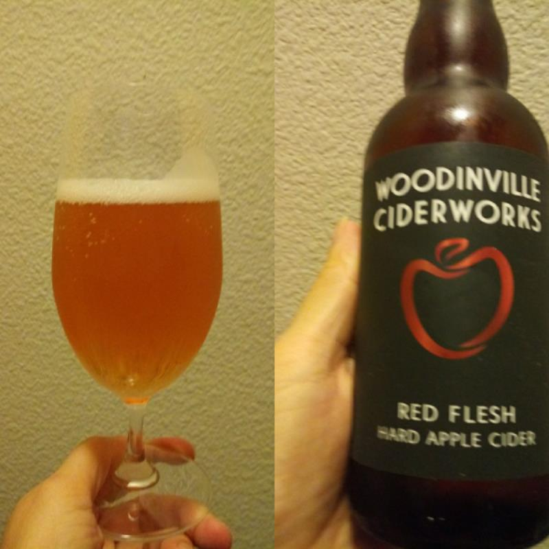 picture of Woodinville Ciderworks Red Flesh submitted by MoJo