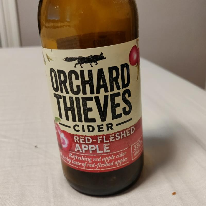 picture of Bulmer's Cider red-fleshed apple submitted by paivip