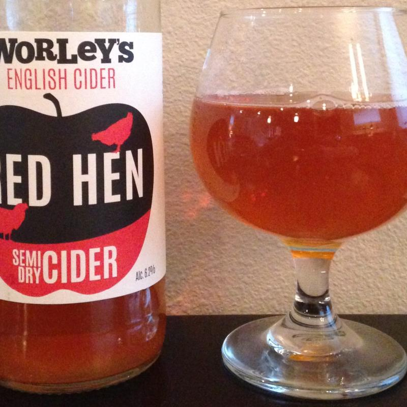 picture of Worley's Red Hen submitted by cidersays