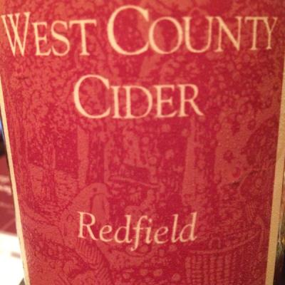 picture of West County Cider Redfield submitted by GreggOgorzelec