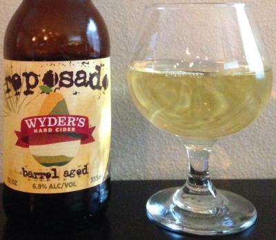picture of Wyder's Reposado Pear submitted by cidersays