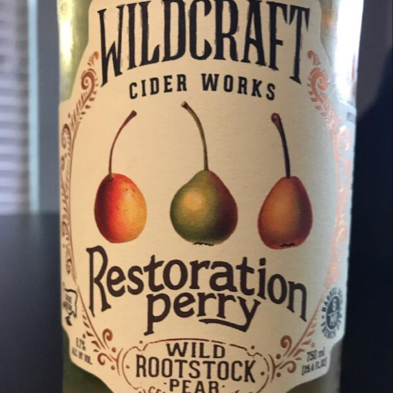 picture of Wildcraft Cider Works Restoration Perry submitted by KariB
