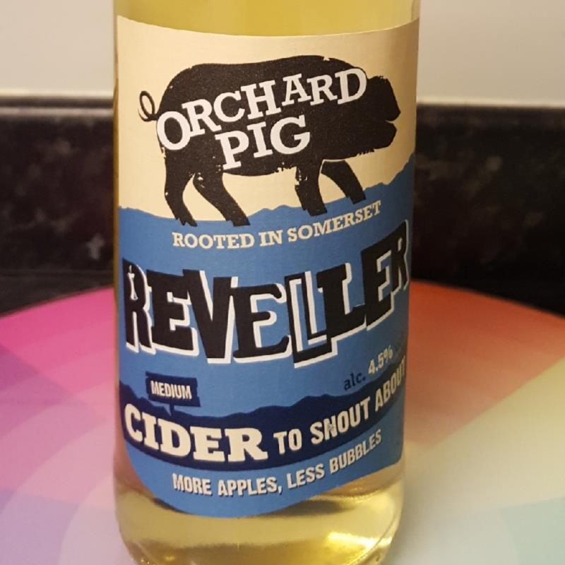 picture of Orchard Pig Reveller submitted by HarrietteD