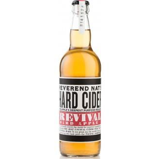 picture of Reverend Nat's Hard Cider Revival Hard Apple submitted by david