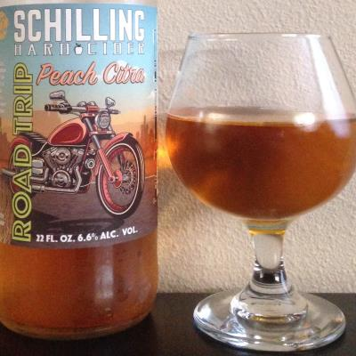 picture of Schilling Cider Road Trip (Peach Citra) submitted by cidersays