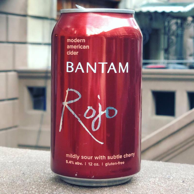 picture of Bantam Cider Rojo submitted by Cideristas