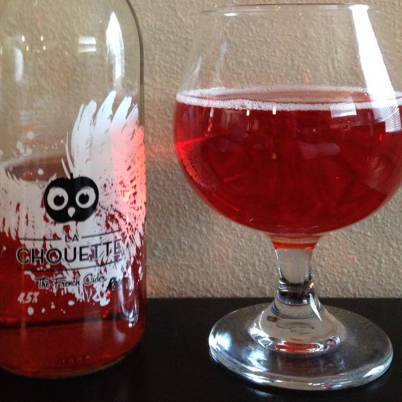 picture of La Chouette Rosé submitted by cidersays