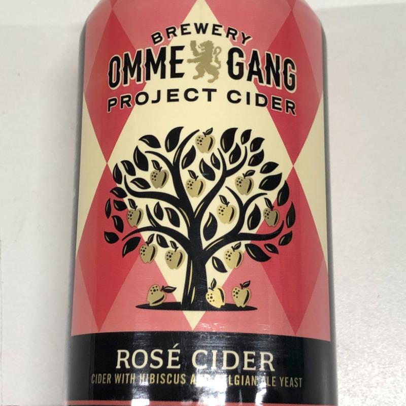picture of Ommegang Brewery Rosé submitted by PricklyCider