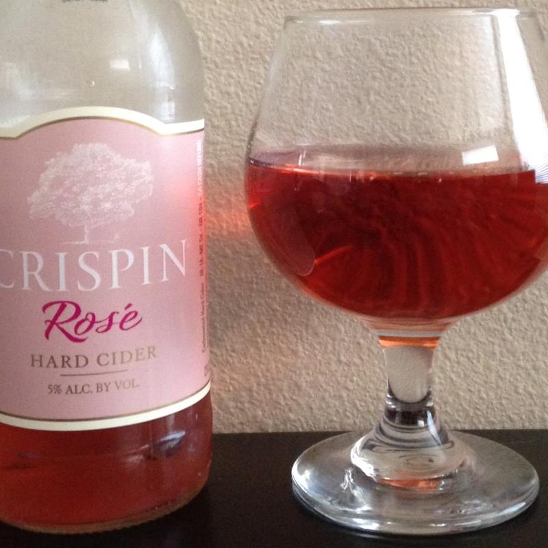 picture of Crispin Cider Company Rose submitted by cidersays