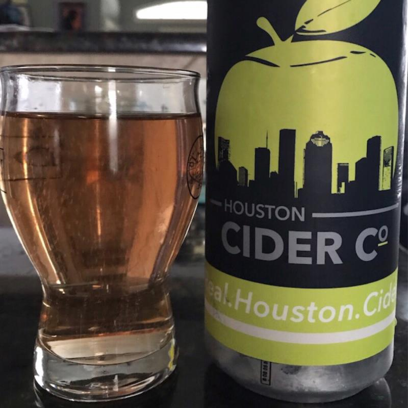 picture of Houston Cider Co Rose submitted by KariB