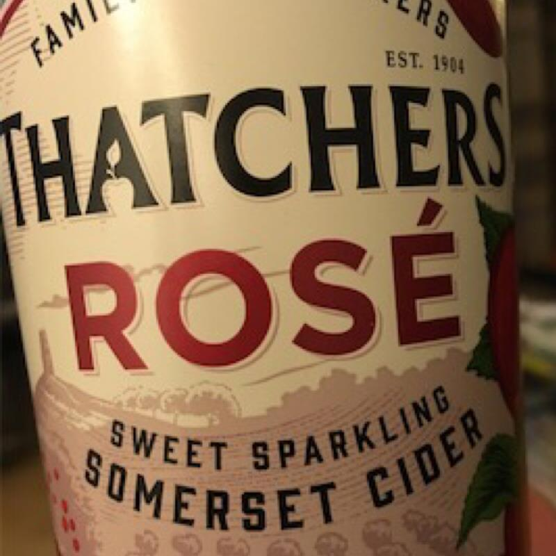 picture of Thatchers Cider Company Rose submitted by Judge