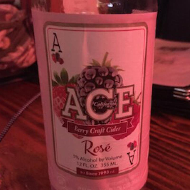 picture of ACE Hard Ciders Rose submitted by herharmony23
