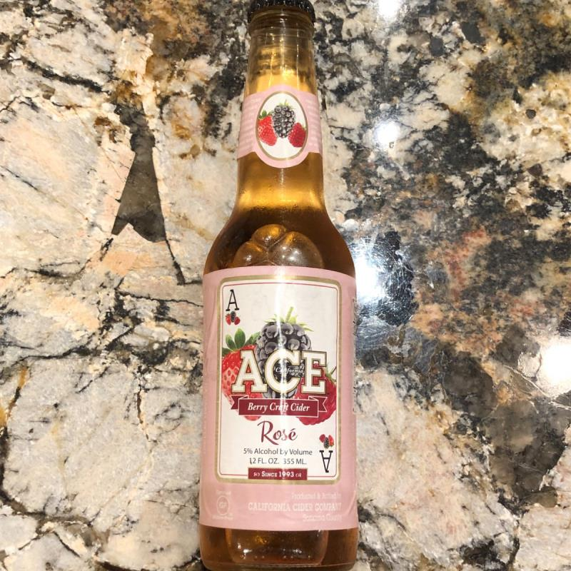 picture of ACE Hard Ciders Berry Rosé submitted by PricklyCider