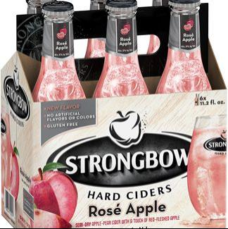 picture of Strongbow Hard Ciders Rose Apple submitted by KariB