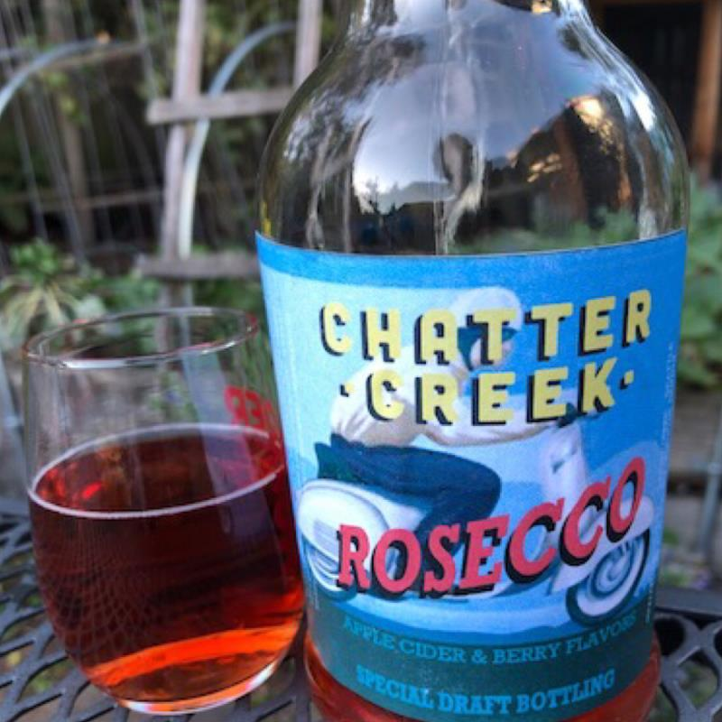 picture of Chatter Creek Rosecco submitted by david