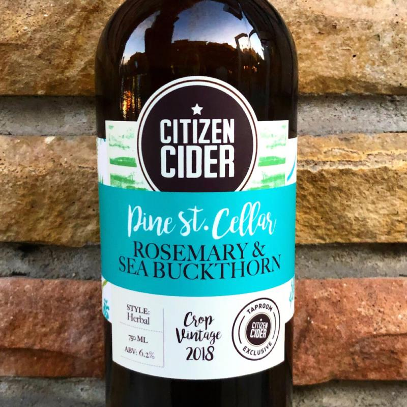 picture of Citizen Cider Rosemary & Sea Buckthorn submitted by Cideristas