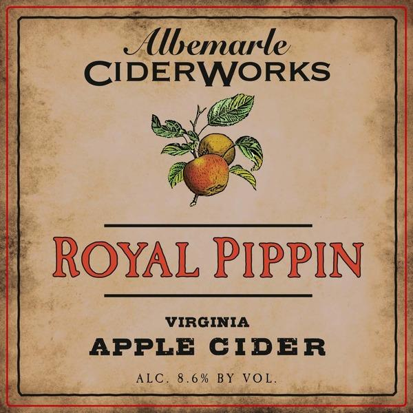 picture of Albemarle Ciderworks Royal Pippin submitted by KariB