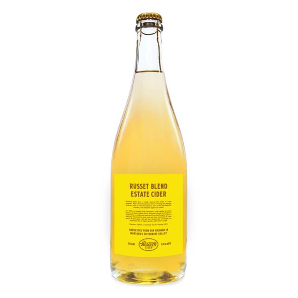 picture of Western Cider Company Russet Blend Estate Cider submitted by KariB