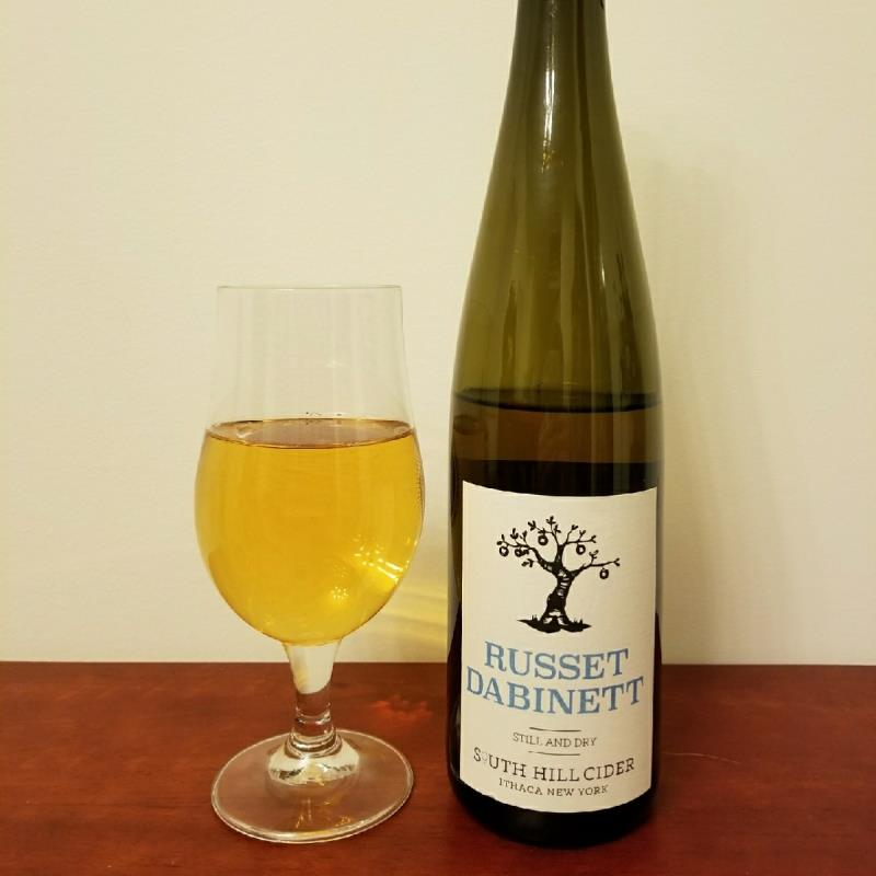 picture of South Hill Cider Russet Dabinett submitted by CiderTable