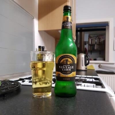 picture of Westons Cider Sainsbury's English Vintage 2016 submitted by BushWalker