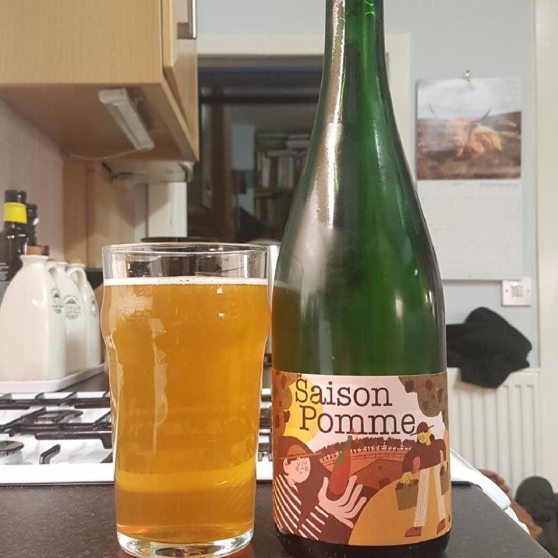 picture of Find & Foster Saison Pomme submitted by BushWalker