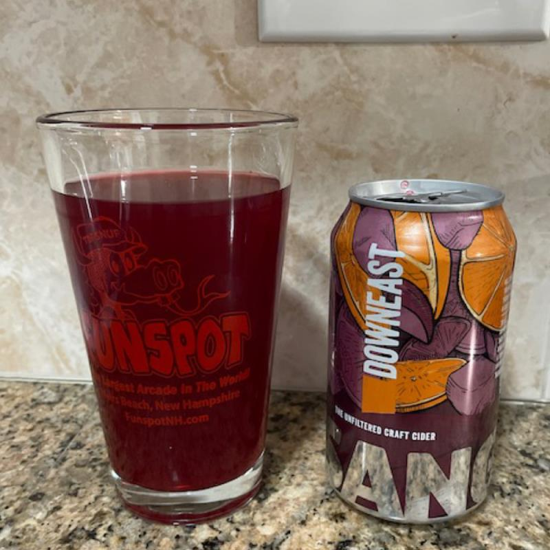 picture of Downeast Sangria submitted by noses